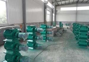 卸料器生产案例