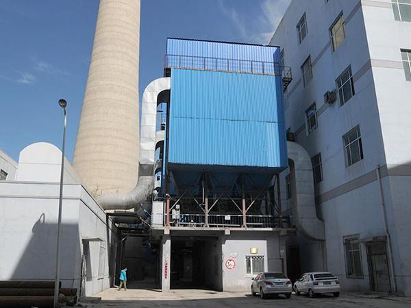 卡智姆锅炉除尘器案例