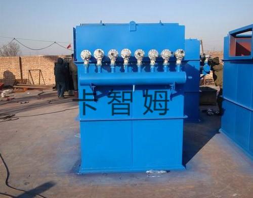 卡智姆介绍脉冲除尘器有哪些强大的净化效率