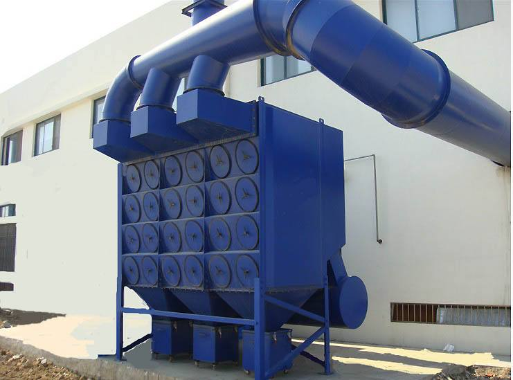 滤筒除尘器有哪几种清灰工作方式?